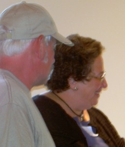 Kathy Ozer & Bryan Wolfe, 2008 Summer Meeting