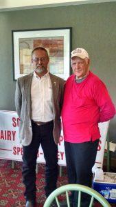 dairy farmers A Tewksbury.B Smith