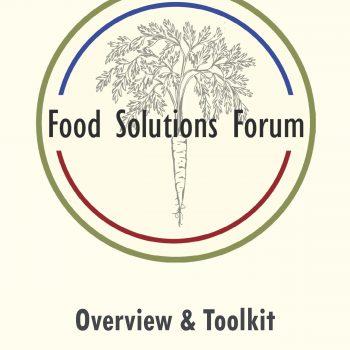 Food Solutions Forum ToolKit